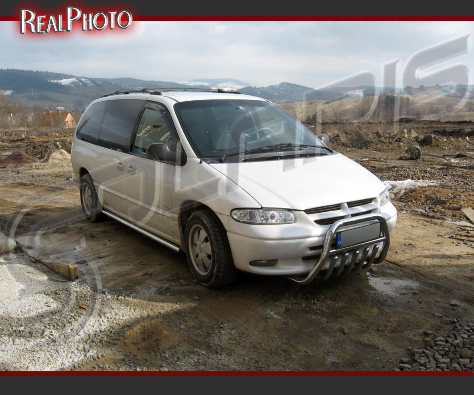 Dodge Grand Caravan Mk3 95 00 Bull Bar Gratis