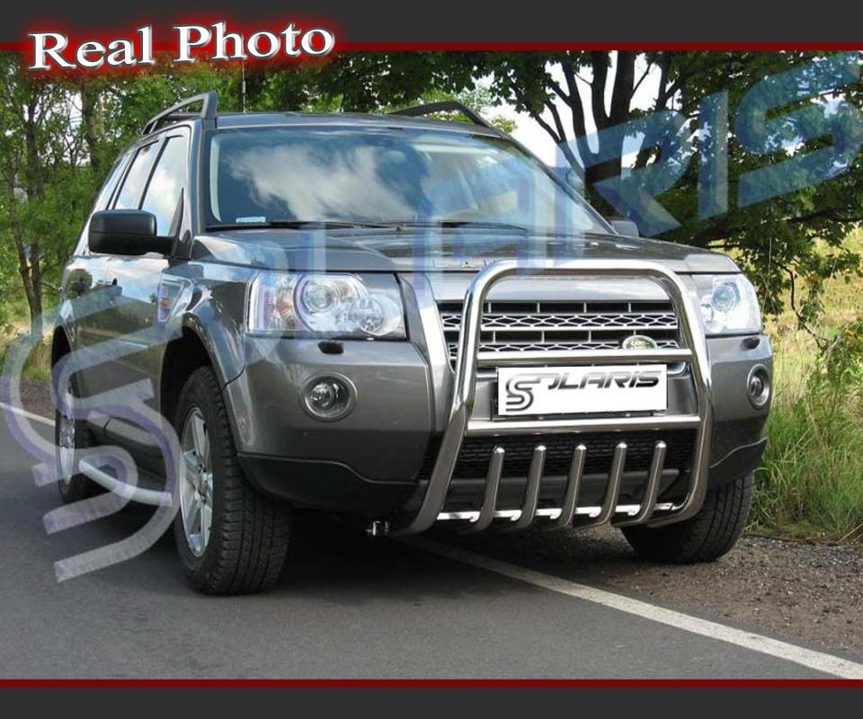 Land Rover Freelander 2007 Bull Bar Nudge Bar A Bar