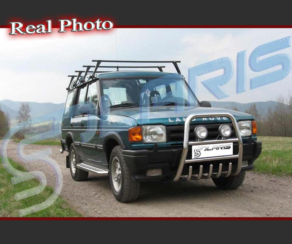 98 Land Rover Discovery